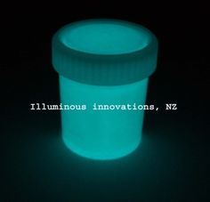 Proudly developed by us and MADE in New Zealand. Uses new Strontium Glow…