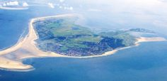 Borkum - It is the largest and westernmost of the East Frisian Islands in the North Sea