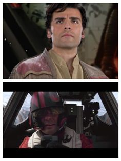 Poe Dameron - Star Wars: The Force Awakens
