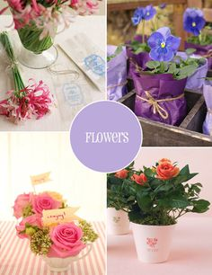 flower favours  The Noosa Wedding Ring Glenda your Co Ordination Planner  www.noosaweddingring.com