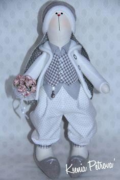 #тильда#заяц#зайчата#текстильнаякукла#ручнаяработа#серый#