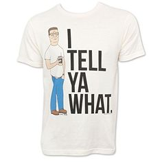 King Of The Hill Men's Tell Ya What T-Shirt XX-Large Off White King Of The Hill http://www.amazon.com/dp/B00LNHDP0G/ref=cm_sw_r_pi_dp_EzFUub00EEG4G