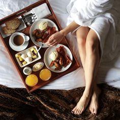 Tem como não amar aquele café da manhã básico de hotel?  #breakfast