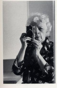Lisette Model - Selbstportrait