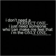 Only one!