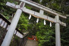 Ishi-Torii(Stone torii) by Hiro Nishikawa on 500px