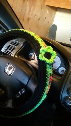 Steering Wheel Cover by CozyKo on Etsy