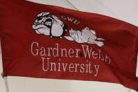 Go Runnin' Bulldogs! Our physicians in our Shelby office take care of the student athletes competing in 21 varsity sports in NCAA Division I at Gardner-Webb University. GWU is a member of the Big South Conference.