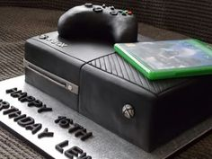 Xbox one cake More