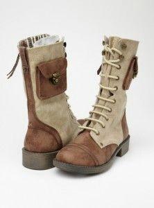 ROXY > Oregon Boot Pocket Buckle