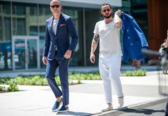 GQ.com: Photos From Milan Fashion Week That'll Remind You Why You Love Suits