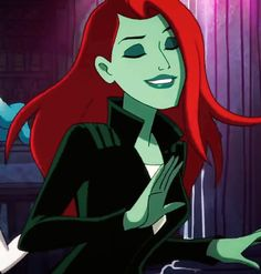 Poison Ivy 3, Cartoon Profile Pics, Riddler, Anime Characters, Fictional Characters, Catwoman, Dc Universe, Drawing Tips, Harley Quinn