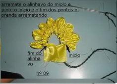 flor en tela paso a paso!! - Foro Manualidades - MundoRecetas.com