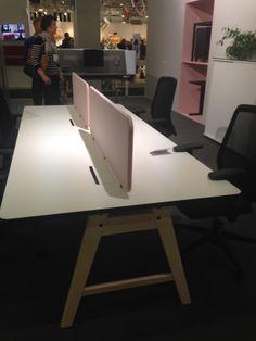 Desk screens