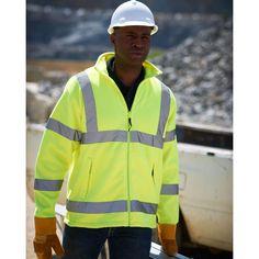 Accrington Stanley football themed Hi Viz Safety Vest//Waist Coat