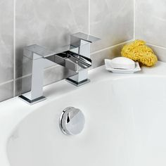 Metro Waterfall Bath Mixer - Now £149.99 - Save £59.01
