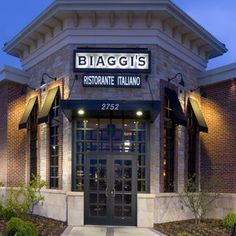 Biaggi's Restaurant - Italian, Done Gluten-Free! One of the best gluten-free dining experiences I've had.