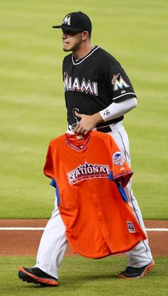 Miami Marlins Replica Jose Fernandez Home Jersey - MLB.com Shop. Joel  Meruelo · Marlinsanity · All star 2166bc2e1
