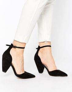 4c515a6d3df89 We re just  Speechless  because of these heels from ASOS. Zapatos Shoes