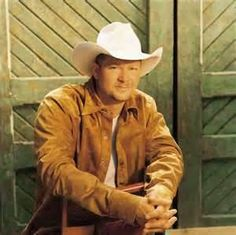 Tracy Lawrence - He's from Arkansas!