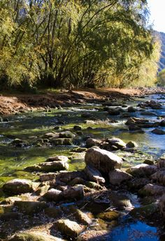 Atuel River (Río Atuel) | Near San Rafael (Cerca de San Rafael) | Mendoza | Argentina