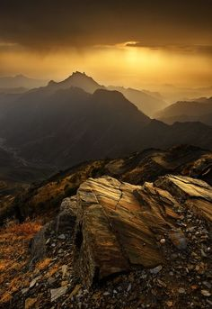 Golden Sunset II Photo by abdullrahman almalki -- National Geographic Your Shot