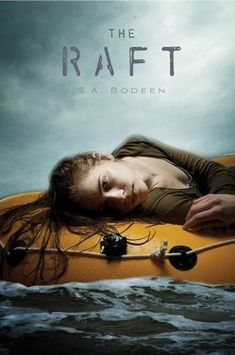 """I enjoyed about The Raft - the suspense, the terror, the wondering - and thing I just didn't - some things were just too """"easy"""" the way they happened. Ya Books, I Love Books, Book Club Books, Great Books, Book Lists, Books To Read, Book Clubs, Reading Books, Book Nerd"""