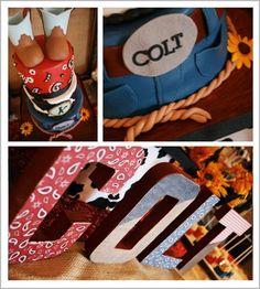 Paper mache letters by maryann