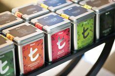 t Series Designer Gourmet Tea