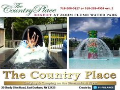 For valuable Fun Vacation experience, join the country place