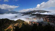 Sapa trong sương mù - Tây Bắc, Vietnam  pystravel.com