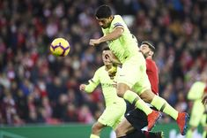 Luis Suarez of FC Barcelona in action during the La Liga match between  Athletic Club and 761ebc9ef5b76