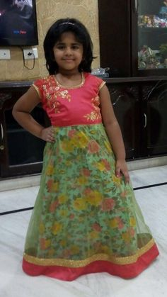 0a9d67817 150 Best Frocks for kids indian dresses images in 2019