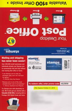 Post Office Mailer