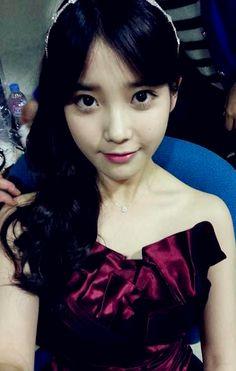 Lee Ji Eun - IU #IU #selca #kpop #idol