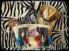 #capazos #sombrero #cubrebotas
