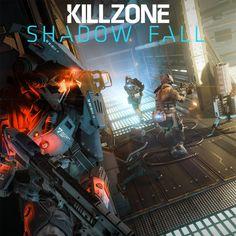 Killzone Shadow Fall, Fabien Christin on ArtStation at https://www.artstation.com/artwork/DENq9