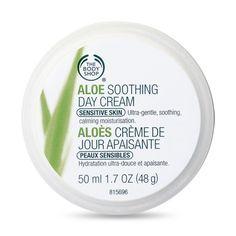 Aloe Soothing Day Cream #cream #aloe