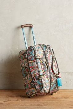 Oilily Coronation Rolling Duffle  anthrofave 592f7f68698c9