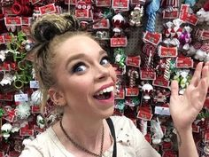FOLLOW ME AROUND- CHRISTMAS TREE ADVENTURE! - grav3yardgirl