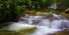 Duggers Ceek Falls, NC Waterfall