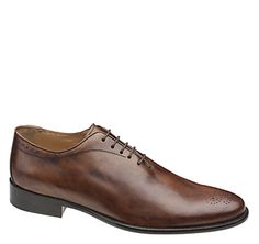 An affordable wholecut shoe?! Johnston & Murphy, $160.