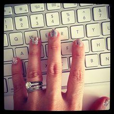 Essie nails.