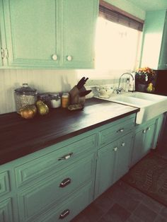 DIY Country Kitchen Remodel Part One.