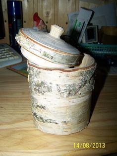 Und so sieht mein gestriger jetzt aus. | That's how yesterdays pot looks now.