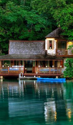 River House in Jamaica