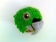 Parrot Cupcakes