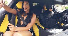 Batman Ao Volante De Lamborghini Surpreende Clientes Uber