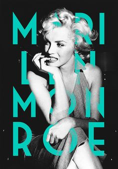 The name of the 20st Century... Mariyln Monroe