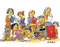 La bibliothèque idéale de Pomme d'Api : 25 livres pour les enfants de 3 à 7 ans